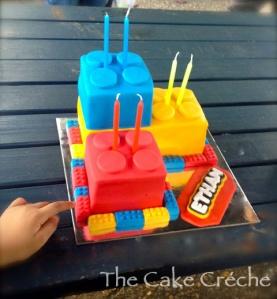Lego-cake