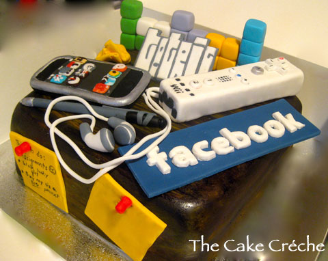Cake Images For Teenager : Teenager cake The Cake Creche