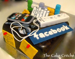 Teenager-cake