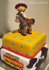 Toy-Story-Jessie-and-Bullseye-cake