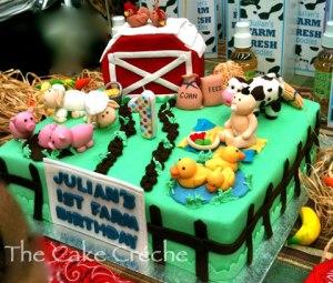 Farm-cake