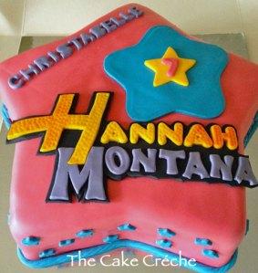 Hannah-Montana-cake
