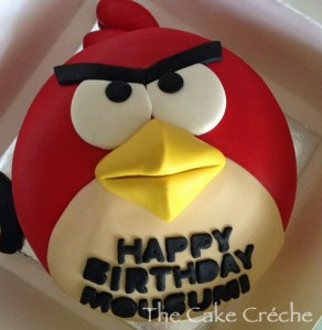 Red-Angry-Bird-cake