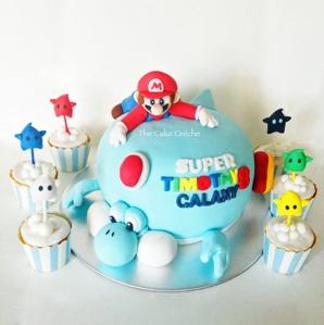 Super Mario Blimp Yoshi