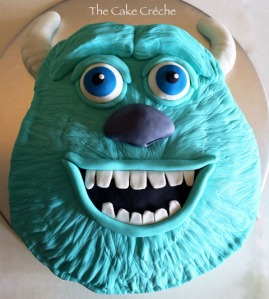 Monsters University Sulley